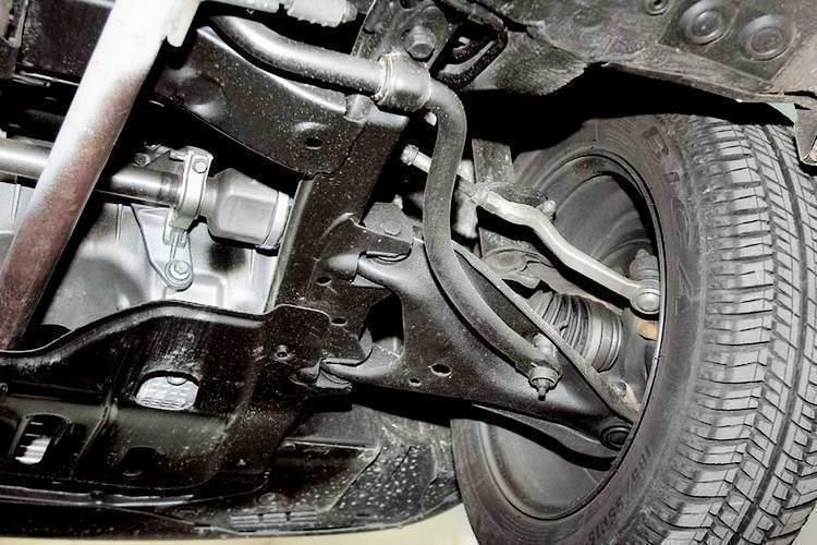 Причины стука в передней подвеске - статья на DDCAR