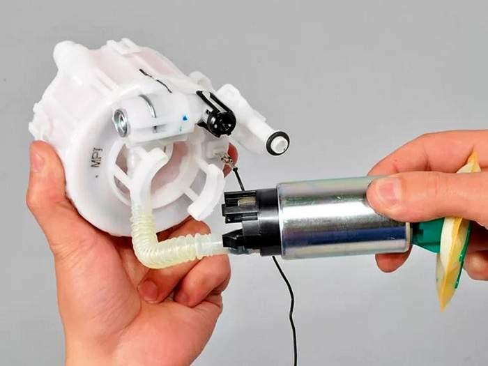 Замена топливного фильтра Солярис - статья на DDCAR