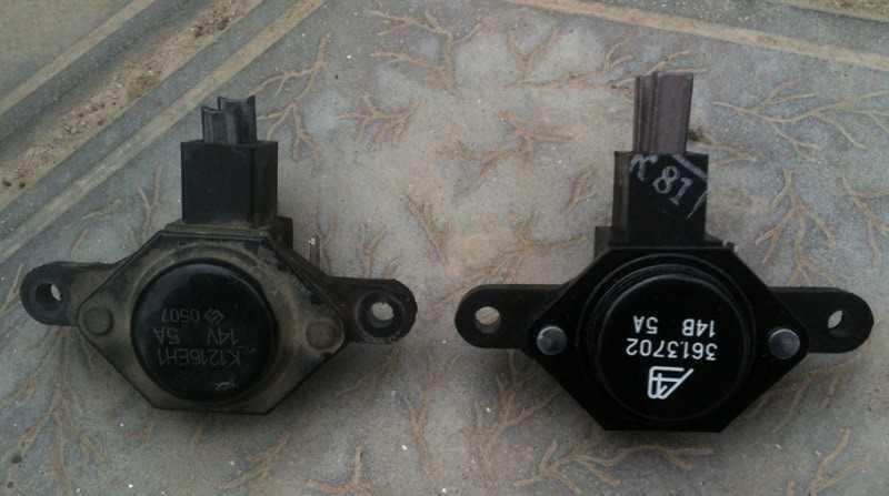 Реле регулятор на генераторе: проверка, ремонт и замена - статья на DDCAR