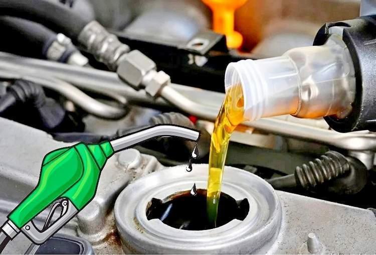 Что делать, если бензин попал в масло двигателя - статья на DDCAR