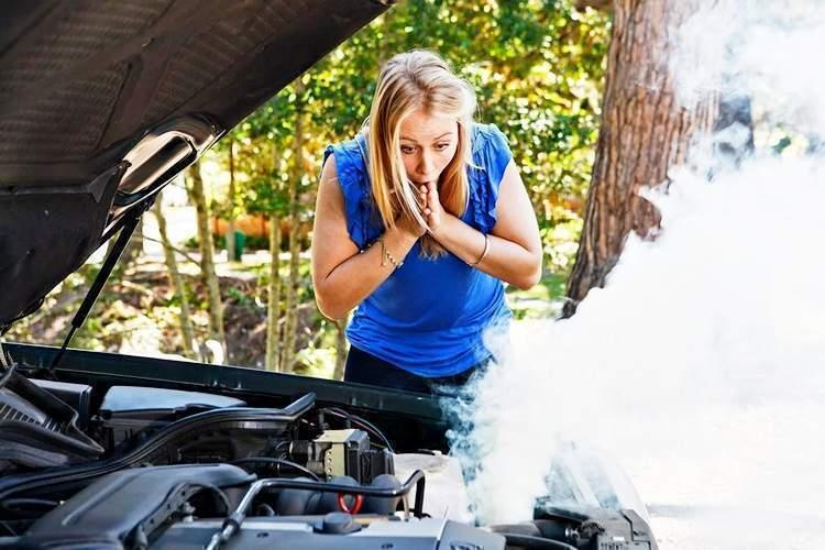 Закипела машина: что делать автолюбителю - статья на DDCAR