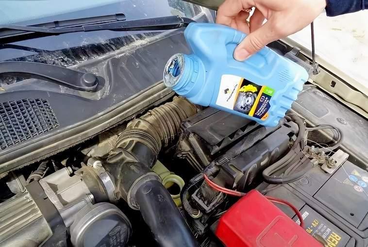 Замена тормозной жидкости на Рено Меган - статья на DDCAR