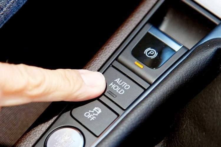 Что такое Auto Hold в машине - статья на DDCAR
