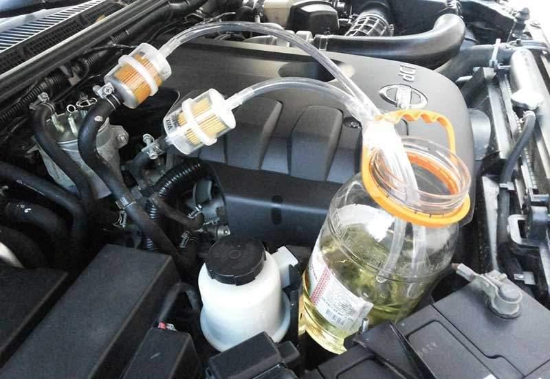 Промывка топливной системы двигателя - статья на DDCAR