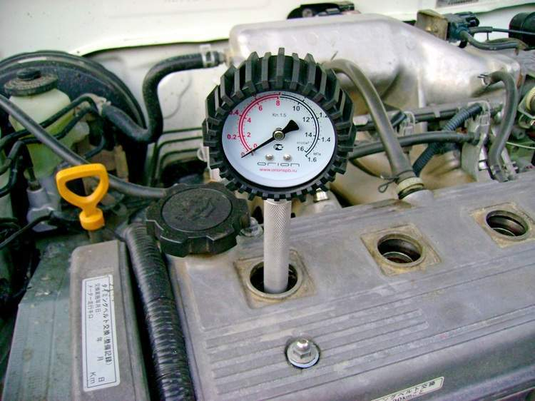 Компрессия в двигателе автомобиля: что это, как измерить и какая норма