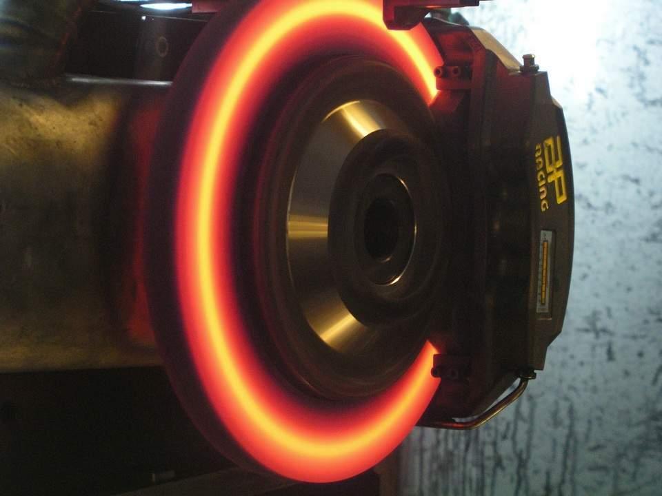 Почему греются тормозные диски? - статья на DDCAR