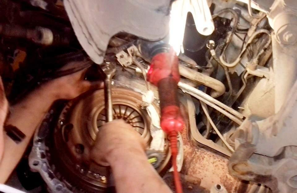 Замена сцепления Форд Фокус 2 - статья на DDCAR
