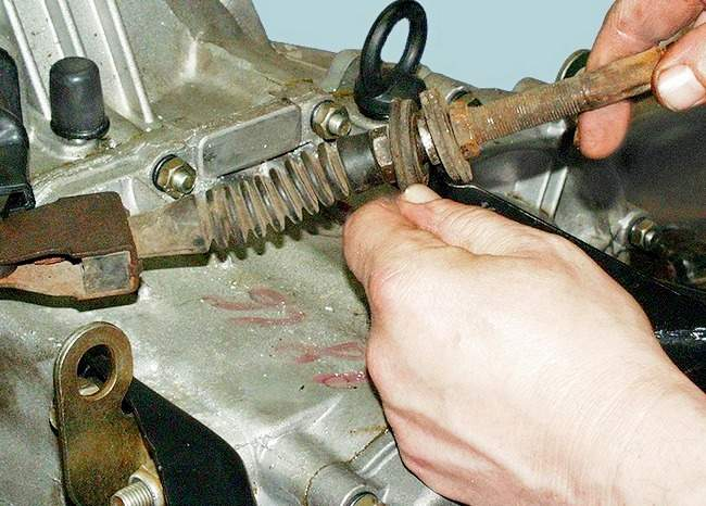 Регулировка сцепления автомобиля - статья на DDCAR