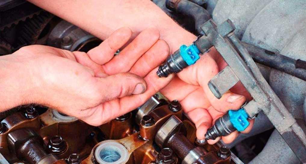 Устранение течи топливной форсунки - статья на DDCAR