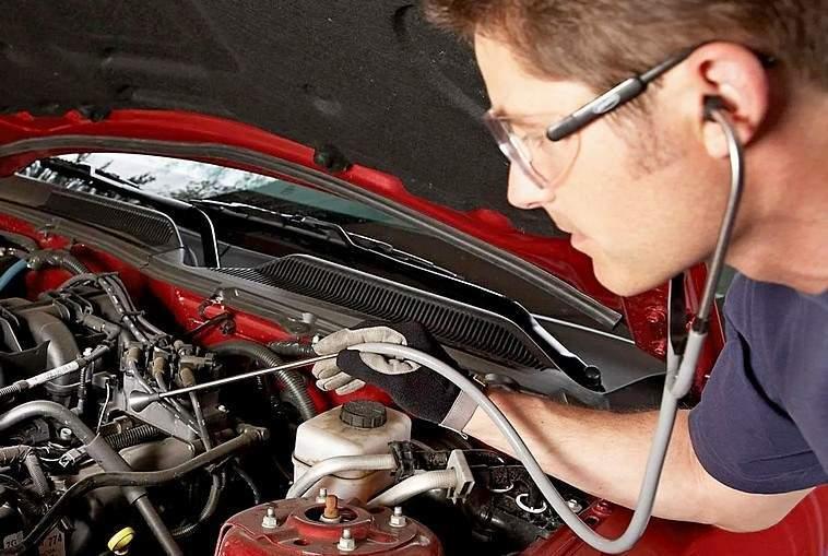 18 источников шумам в автомобиле, по которым можно определить неисправность - статья на DDCAR