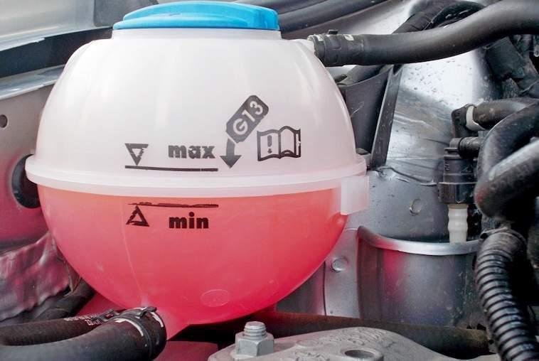 Как выгнать воздух из системы охлаждения - статья на DDCAR