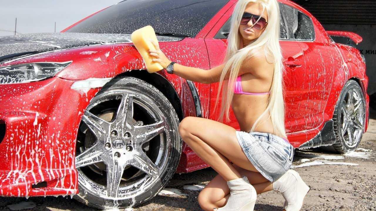 Нужно мыть автомобиль - статья на DDCAR