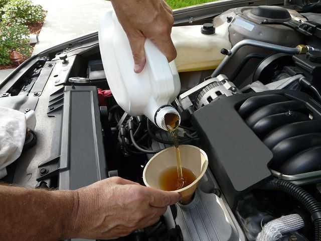 Устранение утечки масла - статья на DDCAR
