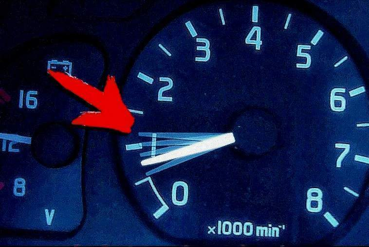 Что делать, если обороты двигателя плавают на холодную - статья на DDCAR