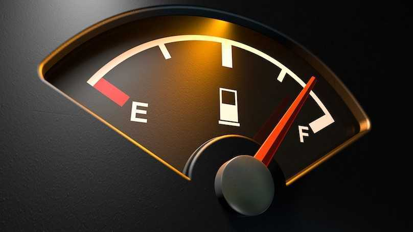 Расход топлива слишком большой. С чем связано?