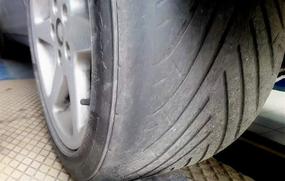 Износ шины