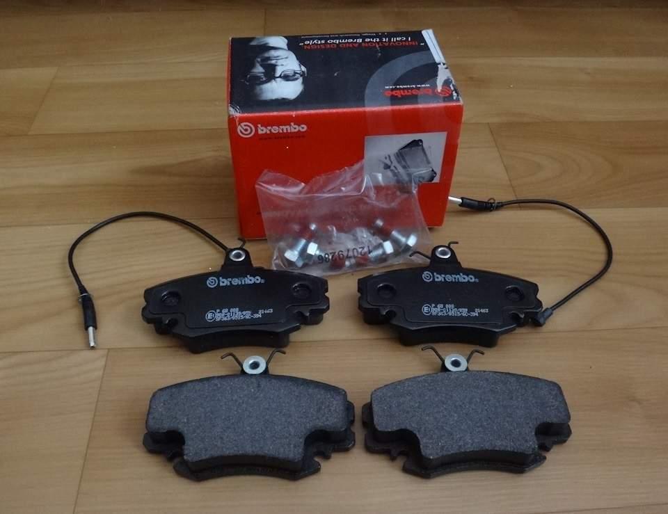 Замена передних и задних тормозных колодок на Рено Логан: инструкция, фото, видео