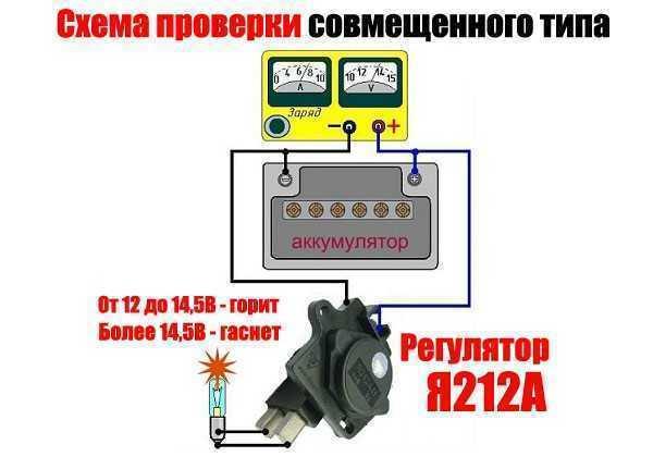 Ремонт регулятора напряжения генератора